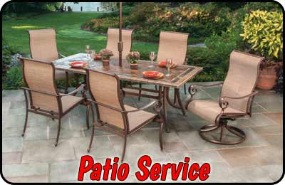 Patio Furniture Service