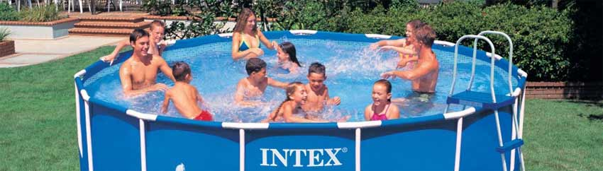 Intex Easy Set, Metal Frame, Ultra Frame Swimming Pools