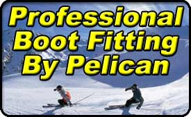 2017/2018 Pelican Ski Boot Selection