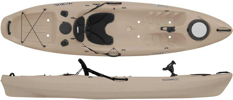 Perception Pescado 10.0 Angler Kayak