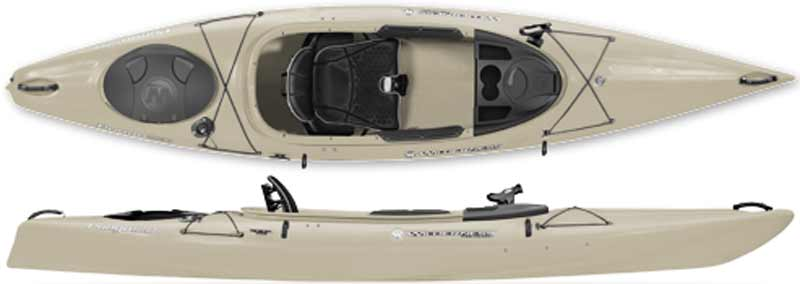 Wilderness Pungo 120 Angler Kayak