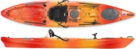 Tarpon 120 Wilderness Kayak