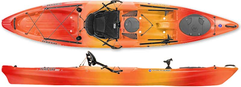 Wilderness Tarpon 120 Angler Kayak