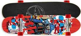 Arbor Hybrid Shakedown GT 325 Skateboard
