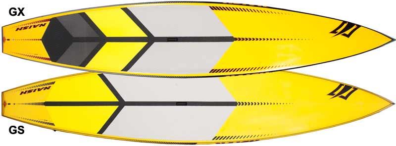 """Naish Glide 14'0"""" GX & GS SUP Board"""