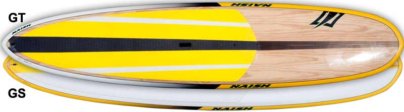 "Naish Nalu 11'4"" GT & GS SUP Board"