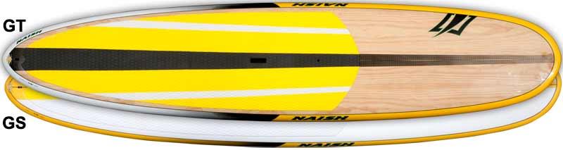 """Naish Nalu 11'6"""" GT & GS SUP Board"""