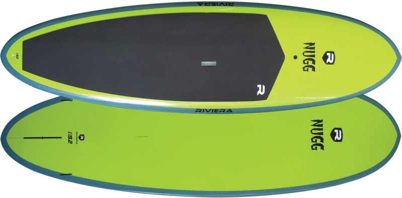 """Riviera 9'2"""" Nugg SUP Board"""