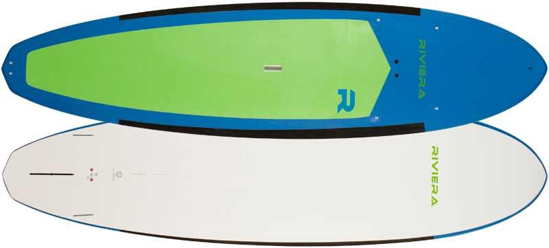 """Riviera 10'6"""" Soft Top SUP Board"""