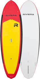 "8Foot 0"" Soft Top Youth Riviera Sup Boards"