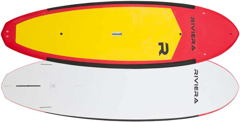 "Riviera 8'0"" Soft Top Youth SUP Board"