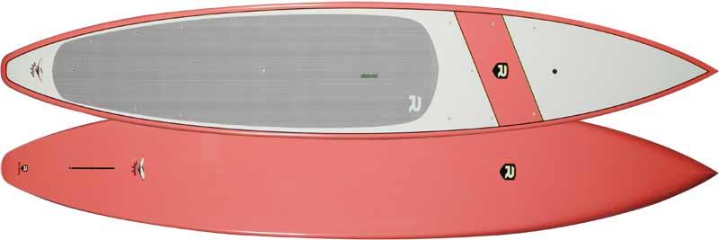 """Riviera 12'6"""" Voyager SUP Board"""