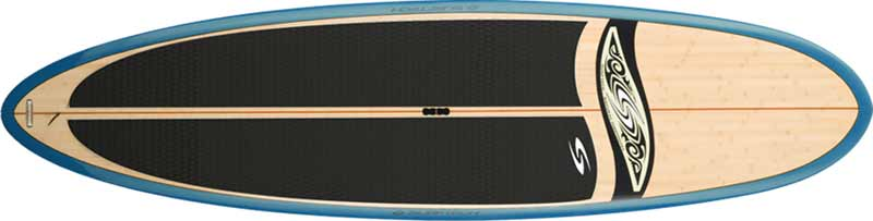 "Surftech Generator Bamboo 10' 6"" SUP Board"
