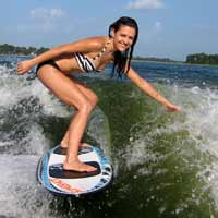 O'Brien Wake Surf Boards