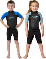 Children's Axs Spring Wet Suit Boys & Girls