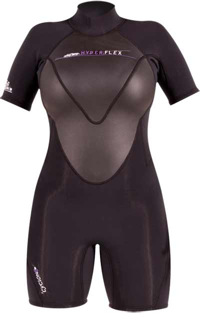 Hyperflex Cyclone2 Spring Wet Suit Womens