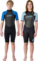 Junior's Axs Spring Wet Suit Boys & Girls
