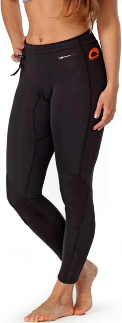 Supreme Contour 1.5MM Women's Wet Suit Pants
