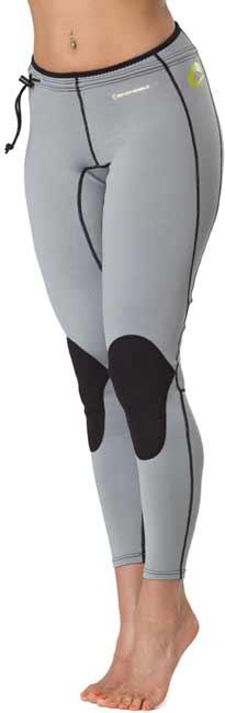 Supreme Contour Platinum Polyolefin  Women's Wet Suit Pants