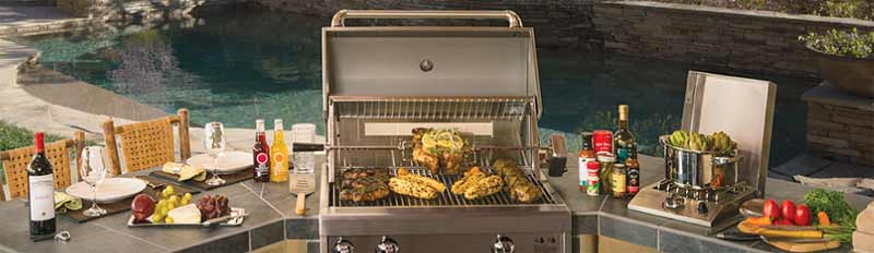 Alfresco Custom Grills at Pelican Shops