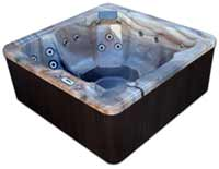 Signature Spas SS-5 Hot Tub for Sale