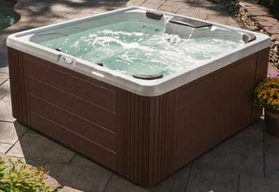 Strong Spas Summit S28 Hot Tub