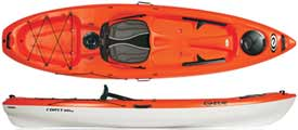 Coast 100 XE Elie Kayak