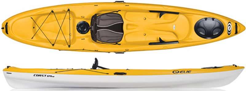Elie Coast 120 XE Kayak