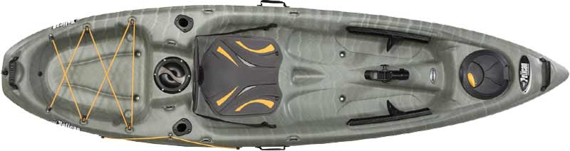 Pelican Strike 100X Angler Kayak
