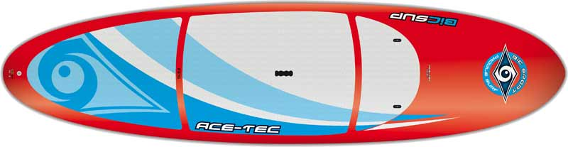 "BIC Ace-Tec Performer Red 10' 6"" SUP Board"
