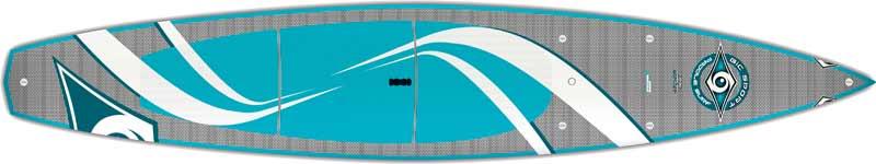 """BIC C-Tec Tracer Master 12' 6"""" SUP Board"""