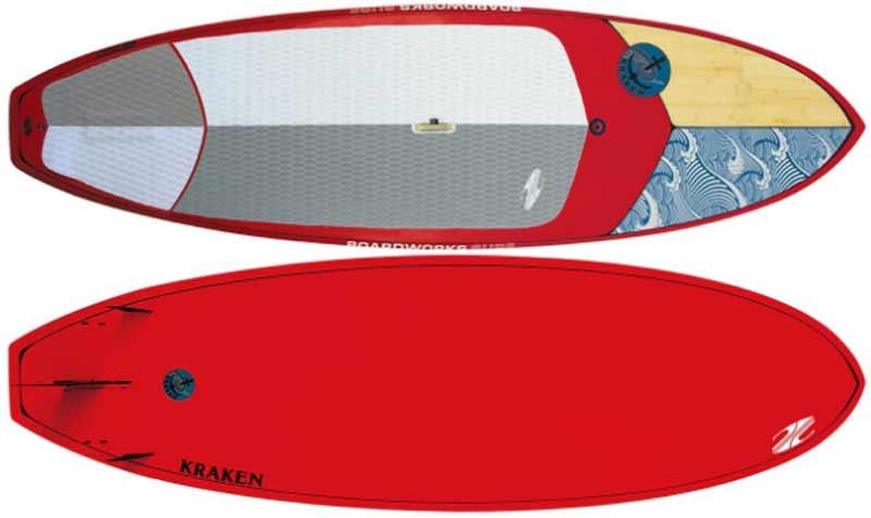 "Boardworks Kraken 9'9"" SUP Board"
