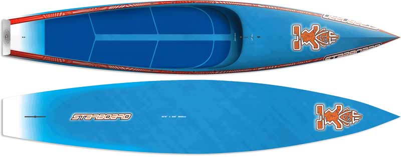 "Starboard All Star 12'6"" Carbon SUP Board"