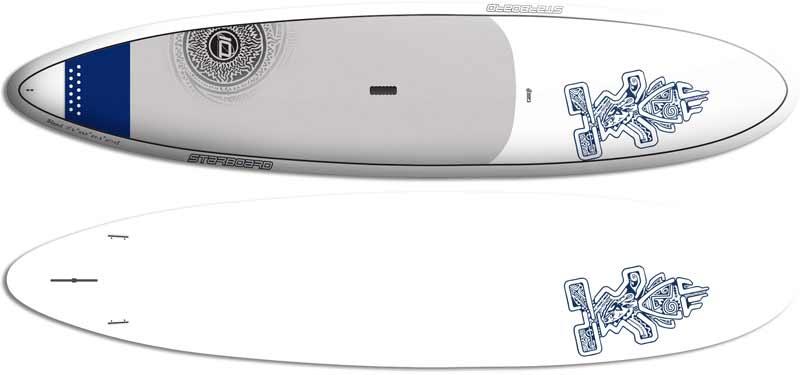 "Starboard Blend 11'2"" Starshot SUP Board"
