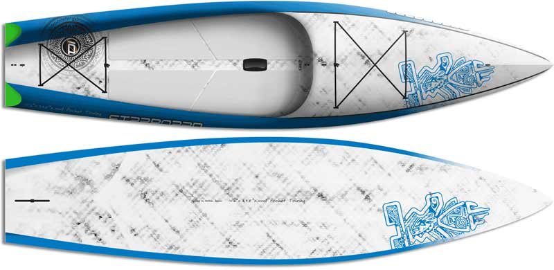 "Starboard Pocket Touring 10'6"" SUP Board"