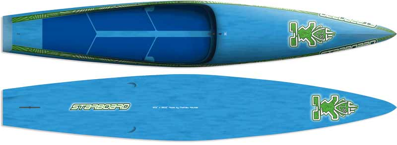 "Starboard Race 12'6"" x 25.5"" Glass SUP Board"