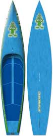 "All Star 12'6"" Glass SUP Board"