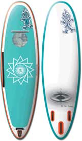 Astro Yoga 35 10' Inflatable SUP Board