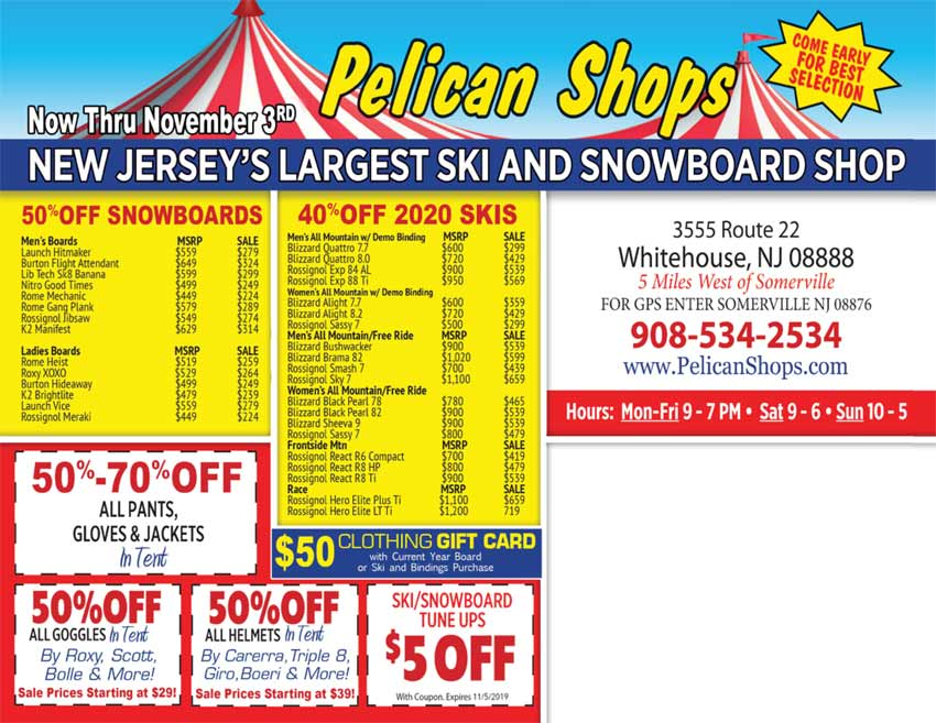 Whitehouse NJ Current Advertisements