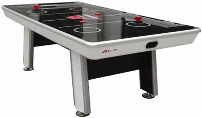Phazer 7.5ft Full-Length Interactive Lighted RailAir Hockey Table