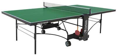 Stockholm Indoor Ping Pong Table
