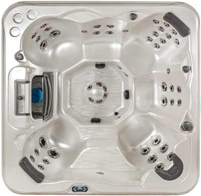 Tropic Seas Kona Hot Tub