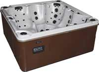 Destiny River Series Hot Tub - Pelican Hot Tub Shops