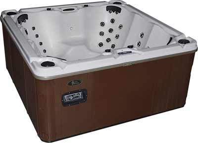 Viking Spas Legacy 1 Hot Tub - Pelican NJ & PA Hot Tub Shops