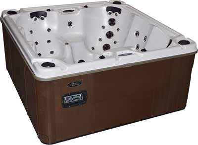 Viking Spas Legend 1 Hot Tub - Pelican NJ & PA Hot Tub Shops