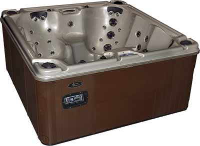 Viking Spas Legend 2 Hot Tub - Pelican NJ & A Hot Tub Shops