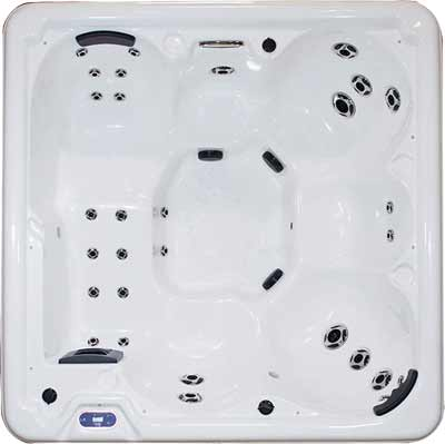 Viking Spas Royale ETS Hot Tub, Pelican NJ & PA Hot Tub Shops