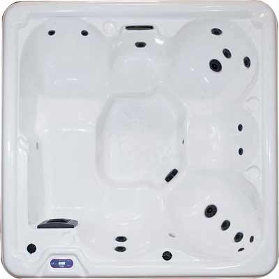 Viking Spas Royale P Hot Tub, Pelican NJ & PA Hot Tub Shops