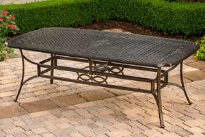 Agio Ashmost Patio Dining Table