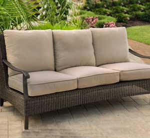 Agio Franklin Patio Sofa